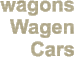wagons Wagen Cars